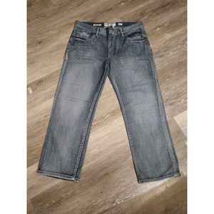Relaxed fit jeans size 34